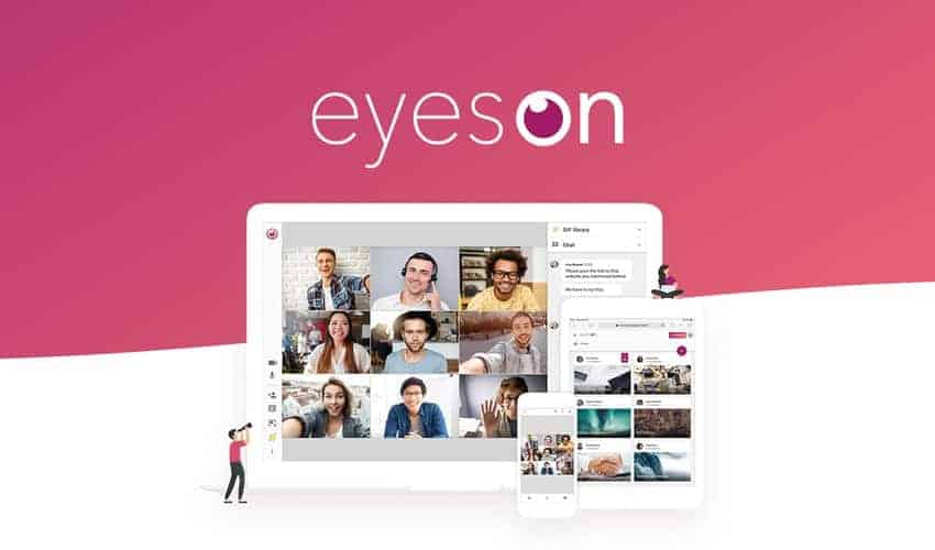 Get Eyeson, a cloud-based video calling and presentation solution.