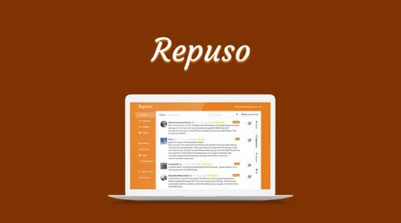 Repuso, the powerful reputation management tool.