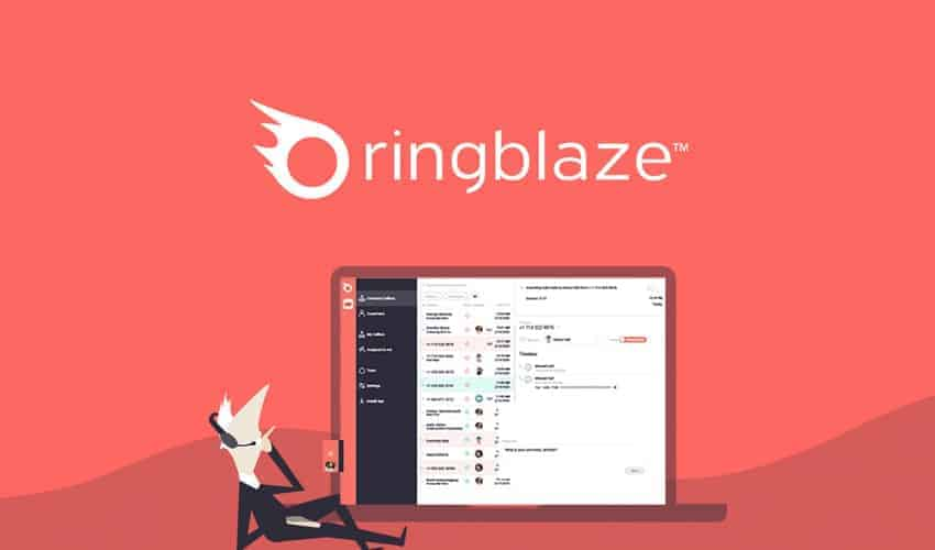Get more leads and increase sales with Ringblaze.