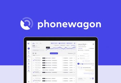 Set up a cloud-based phone system and track incoming calls with PhoneWagon