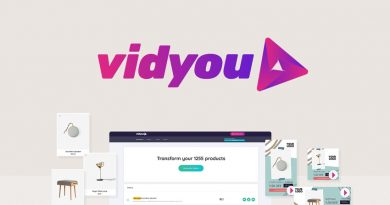 Convert your product data feed into custom high-quality video ads with Vidyou
