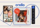 Crello Pro is an easy-to-use online design editor to speed up the design process